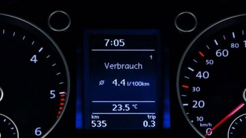 VW aduce la Frankfurt Polo, Golf, si Passat Bluemotion14168