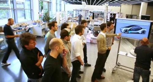 VIDEO: BMW povesteste cum s-a nascut conceptul Vision14127