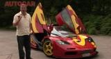 VIDEO: Autocar testeaza McLaren F114124