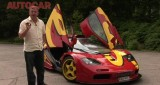 VIDEO: Autocar testeaza McLaren F114124