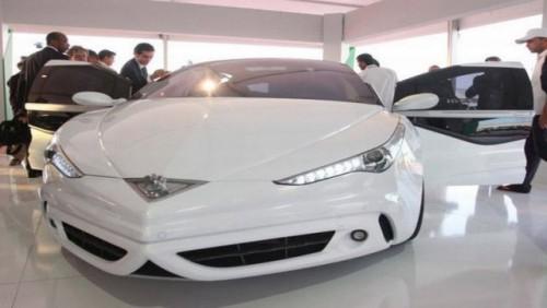 Presedintele Libiei, designerul celei mai sigure masini din lume?14121