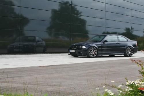 BMW M3, preparat de nemtii de la Kneibler!14114