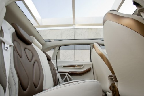 Vezi imagini cu noul Mercedes BlueZERO E-Cell14105