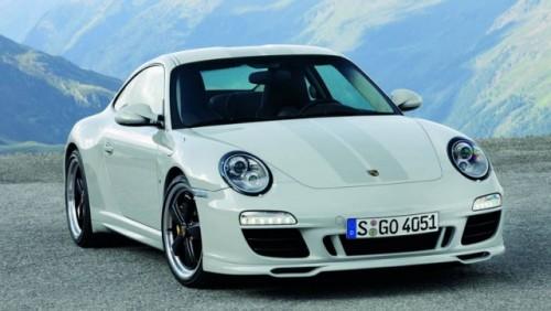 VIDEO: Porsche 911 Sport Classic vine la Frankfurt14089
