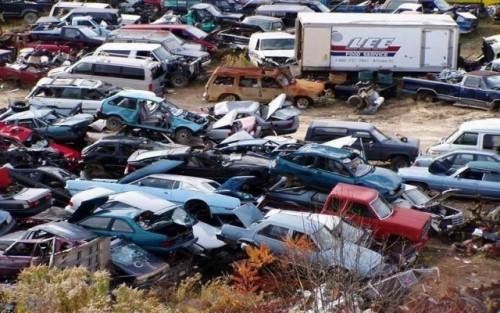Doar 9.649 de masini au fost scoase din uz in etapa a doua a programului Rabla14066