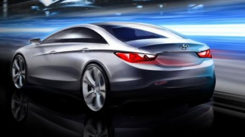 Iata noul Hyundai i40!14062