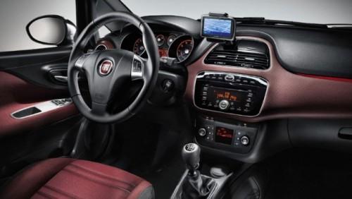OFICIAL: Noul Fiat Punto Evo14037