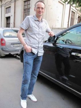 EXCLUSIV: Vedete si masini - Mihai Albu14022
