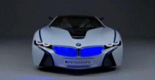 VIDEO: BMW Vision EfficientDynamics se prezinta14019