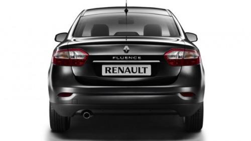 Iata urmasul lui Megane sedan: Renault Fluence!14050
