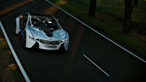 OFICIAL: BMW Vision EfficienctDynamics, concept hibrid revolutionar13965