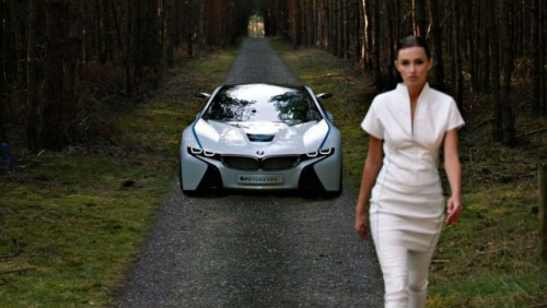 OFICIAL: BMW Vision EfficienctDynamics, concept hibrid revolutionar13968