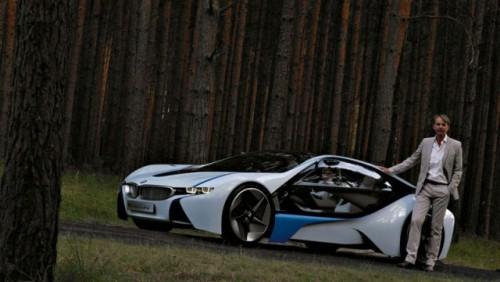 OFICIAL: BMW Vision EfficienctDynamics, concept hibrid revolutionar13971