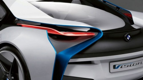 OFICIAL: BMW Vision EfficienctDynamics, concept hibrid revolutionar13990