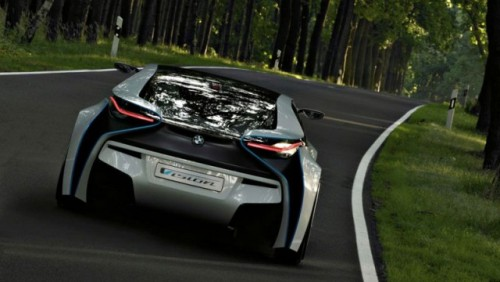 OFICIAL: BMW Vision EfficienctDynamics, concept hibrid revolutionar13995