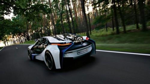 OFICIAL: BMW Vision EfficienctDynamics, concept hibrid revolutionar14000
