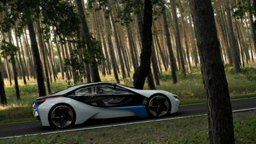 OFICIAL: BMW Vision EfficienctDynamics, concept hibrid revolutionar14003