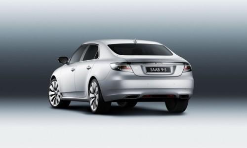 Noul Saab 9-5 Sedan13960