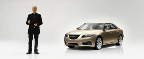 VIDEO: Noul Saab 9-5 se prezinta14032