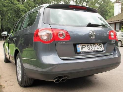 Am testat Volkswagen Passat Variant Highline13936