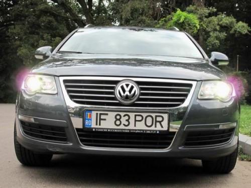 Am testat Volkswagen Passat Variant Highline13940