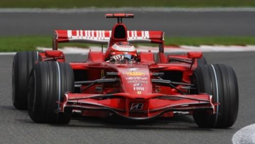 Raikkonen, castigatorul Marelui Premiu al Belgiei13934