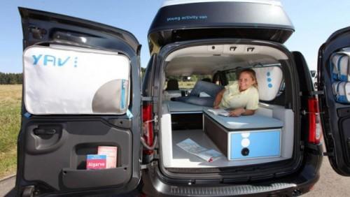 Primele imagini cu Dacia Young Van III14017