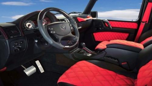 Mercedes G55 AMG, preparat de Hamann!13923