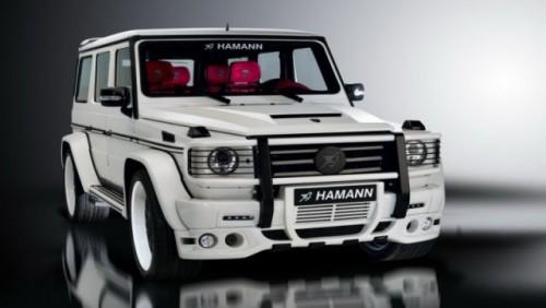 Mercedes G55 AMG, preparat de Hamann!13925