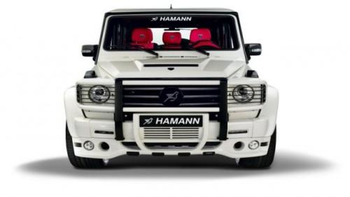 Mercedes G55 AMG, preparat de Hamann!13928