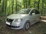 Drive-test  VW Touran Trendline si Touran Cross13905
