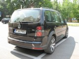 Drive-test  VW Touran Trendline si Touran Cross13912