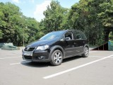Drive-test  VW Touran Trendline si Touran Cross13904