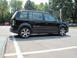 Drive-test  VW Touran Trendline si Touran Cross13910