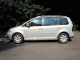 Drive-test  VW Touran Trendline si Touran Cross13911
