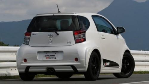 Vezi Toyota iQ, preparata de Gazoo Racing!13900