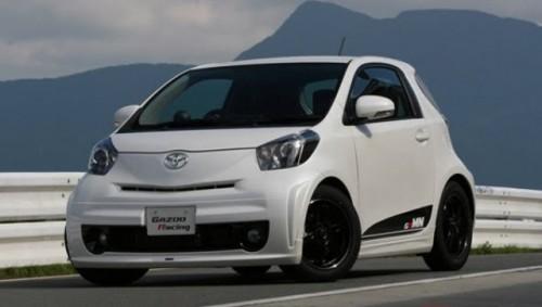 Vezi Toyota iQ, preparata de Gazoo Racing!13901