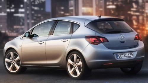 Noul Opel Astra vine la Frankfurt13889