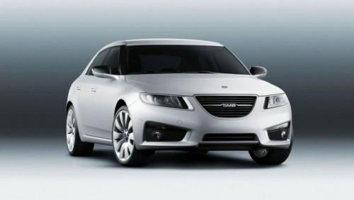 Iata noul Saab 9-5!13866