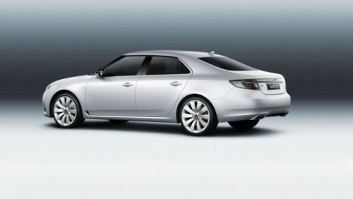 Iata noul Saab 9-5!13867