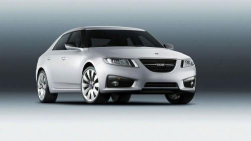 Iata noul Saab 9-5!13868