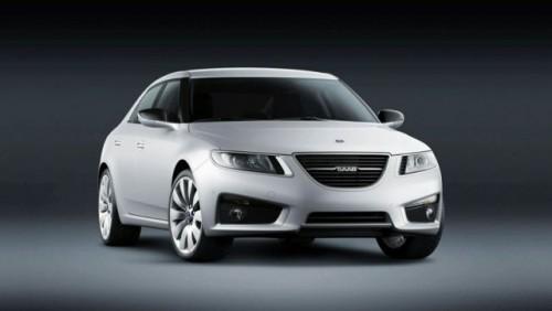 Iata noul Saab 9-5!13869