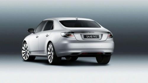 Iata noul Saab 9-5!13870