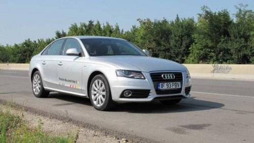 Test-drive cu Audi A4 2.0 TDI13861