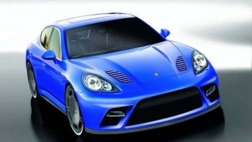 Porsche Panamera Turbo, preparat de 9ff13760