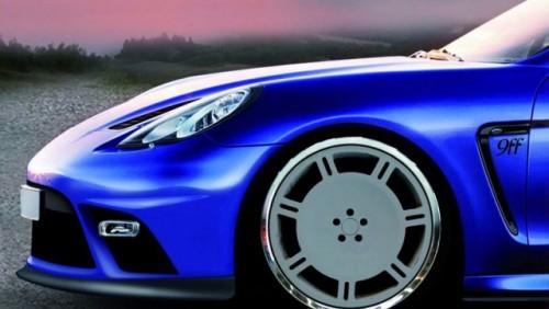 Porsche Panamera Turbo, preparat de 9ff13762