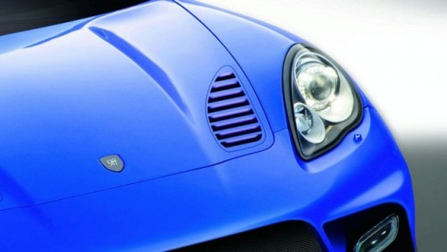 Porsche Panamera Turbo, preparat de 9ff13763