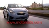 VIDEO: Chevrolet Beat, spionat in India13755