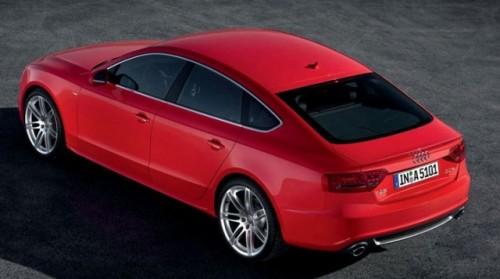 Noul Audi A5 Sportback, in Romania de la  34.840 euro13747