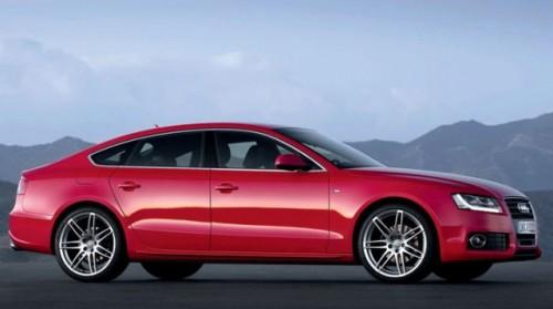 Noul Audi A5 Sportback, in Romania de la  34.840 euro13750